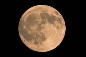 Der Mond – unser geheimnisvoller Begleiter @ VHS Lübeck | Lübeck | Schleswig-Holstein | Deutschland