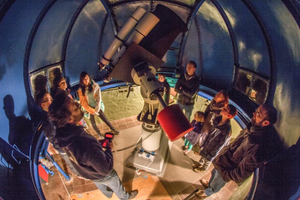 Astronomietag 2015