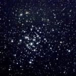 """M 36 ist ein offener Sternhaufen im Sternbild """"Fuhrmann"""" in rund 4000 Lichtjahren Entfernung (Friedrich Schrader)"""