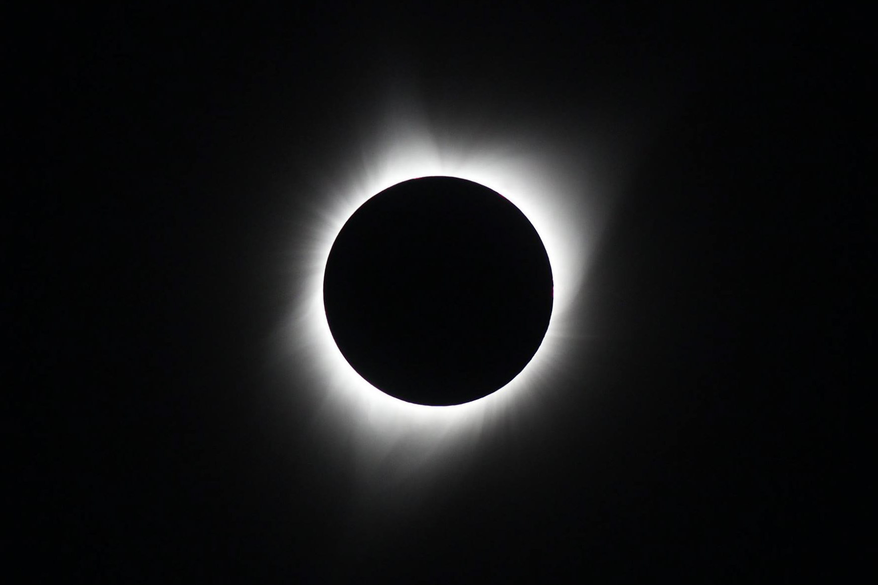 Totale Sonnenfinsternis vom 21. August 2017 in den USA (Marco Ludwig)