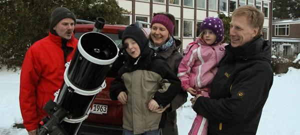 Astronomietag am 16. März 2013