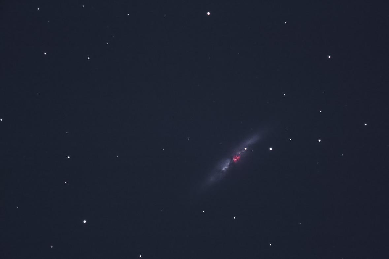 Supernova in M82 (Oliver Paulien)