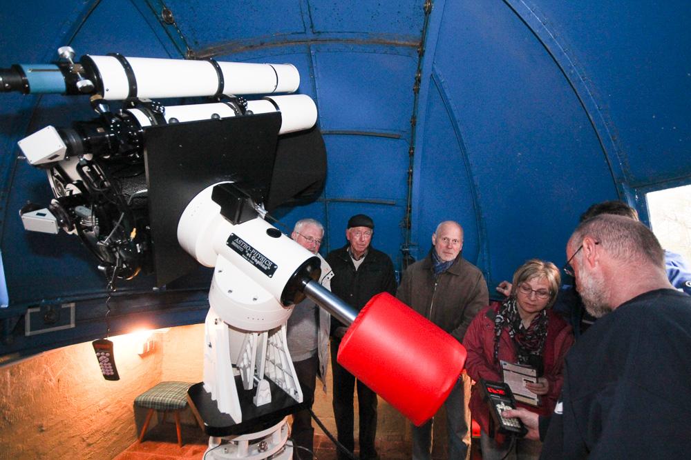Astronomietag 2014