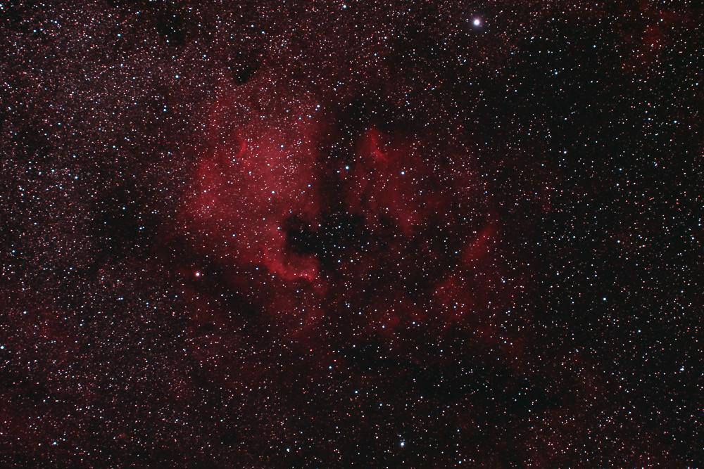 Nordamerika- und Pelikan-Nebel (Stephan Brügger)