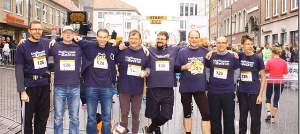Sternwarte beim Lübecker Marathon 2015
