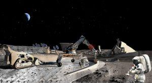 50 Jahre Apollo-Mondflug: Geht es zurück zum Mond? @ VHS Lübeck | Lübeck | Schleswig-Holstein | Deutschland