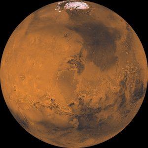 Leben auf dem Mars – Fiktion oder Wirklichkeit? @ VHS Lübeck | Lübeck | Schleswig-Holstein | Deutschland