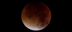 Totale Mondfinsternis und Mars in Erdnähe am 27. Juli 2018 @ Wanderweg am Bornkamp