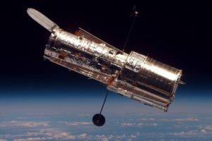 Das Wunderauge in der Umlaufbahn – 30 Jahre Hubble-Weltraumteleskop @ Vortragssaal der Volkshochschule Lübeck (VHS)