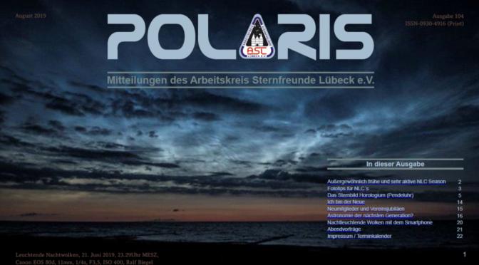 Die neue POLARIS ist online!