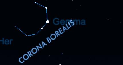 Corona Borealis – Die Nördliche Krone
