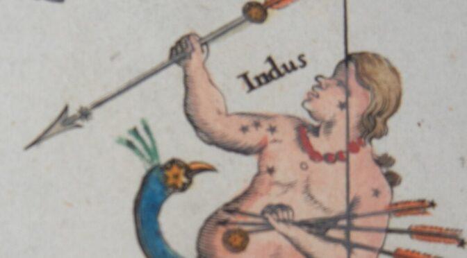 Das Sternbild Indus – Ind(ian)er